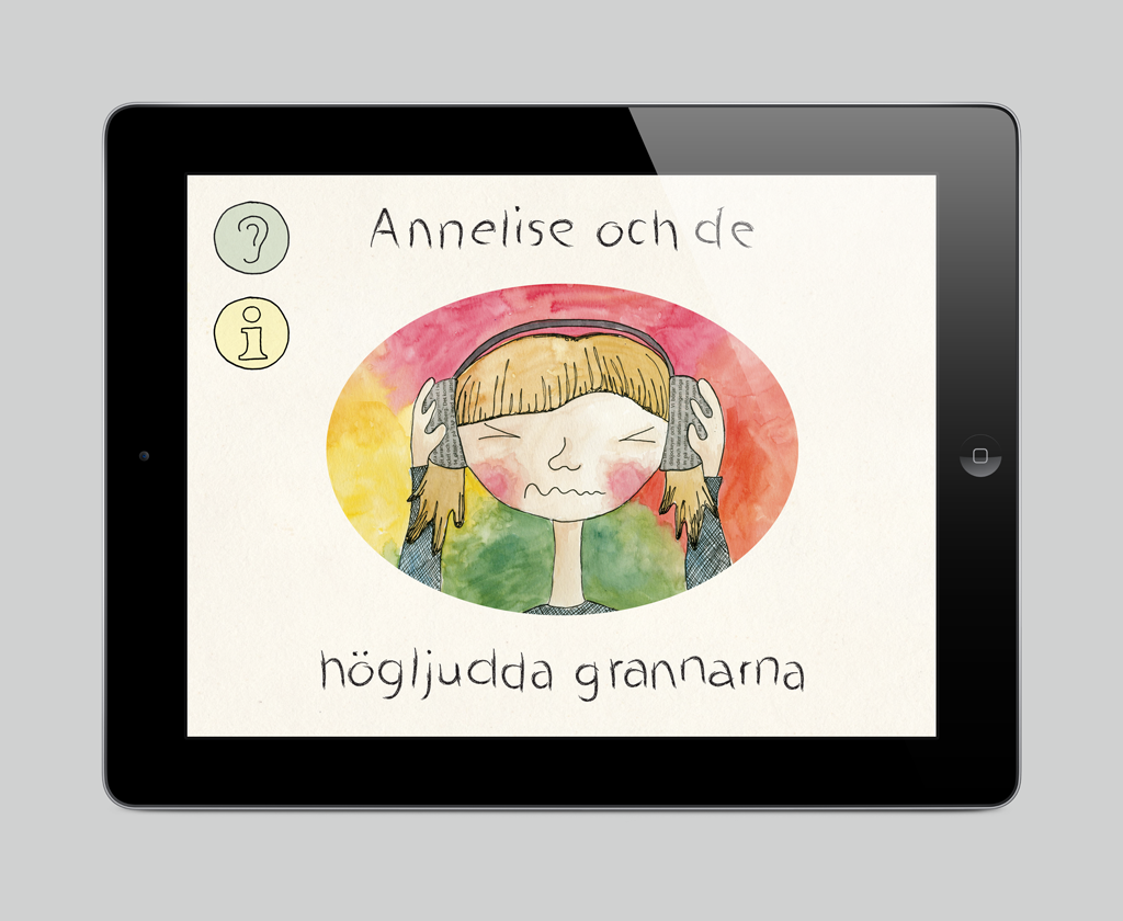 iPadStartsida